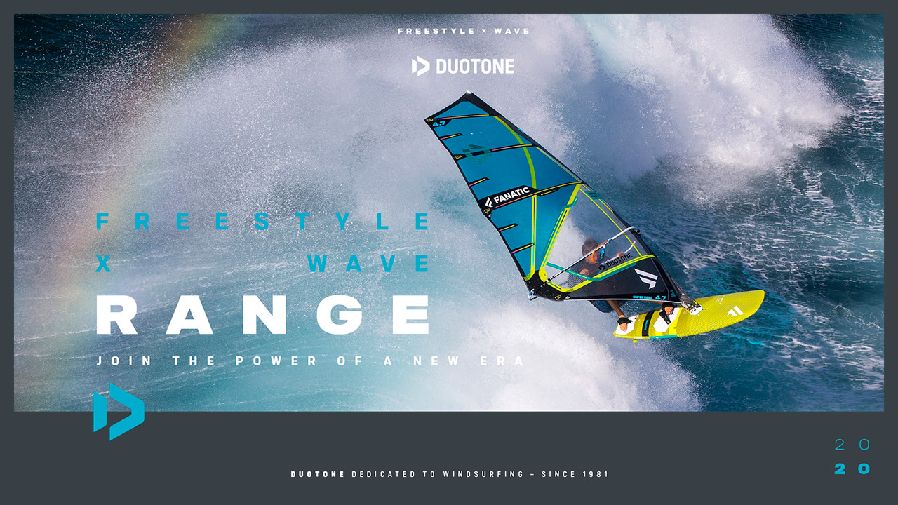 Freestyle x Wave Range 2020